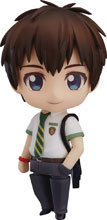Image: Your Name Nendoroid Figure: Taki Tachibana  - Good Smile Company