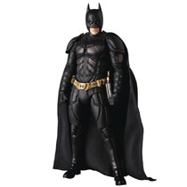Image: Dark Knight Rises MAF: Batman  (EX version 3.0) - Medicom Toy Corporation