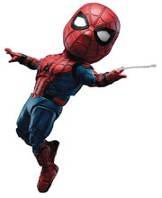 Image: Spider-Man Homecoming Action Figure: EAA-051 Spider-Man  - Beast Kingdom Co., Ltd