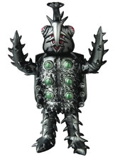 Image: Satan Beetle: The Fifth Period Sofubi  - Medicom Toy Corporation