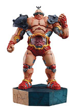 Image: Teenage Mutant Ninja Turtles Polystone Figure: Krang  - Good Smile Company