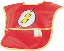 Image: DC Comics Superbib: The Flash Caped  - Bumkins Finer Baby Products