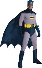 Image: Grand Heritage Adult Costume: Batman 1966  (XL) - Rubies Costumes Company Inc