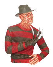 Image: Nightmare on Elm Street PVC Bust Bank: Freddy Krueger  - Monogram Products