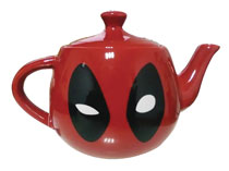 Image: Marvel Deadpool Teapot  - Surreal Entertainment