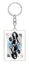 Image: Pirates of the Caribbean 5 Acrylic Keyring: Carina Smyth  - Monogram Products