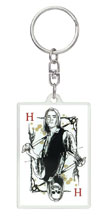 Image: Pirates of the Caribbean 5 Acrylic Keyring: Henry  - Monogram Products