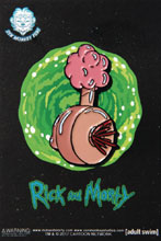 Image: Rick and Morty Lapel Pin: Plumbus  - Zen Monkey Studios LLC