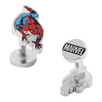 Image: Spider-Man Cufflinks: Action  - Cufflinks Inc.