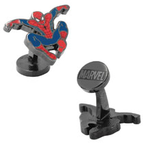 Image: Spider-Man Cufflinks: Hero  - Cufflinks Inc.
