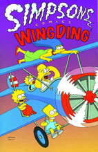 Image: Simpsons Comics WingDing  -