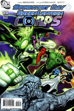 Image: Green Lantern Corps #55 (variant cover) (v10) - DC Comics