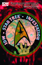 Image: Star Trek: Infestation #2 (10-copy incentive cover) (v10)