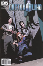 Image: Doctor Who Ongoing #4 (10-copy incentive cover) (v10)