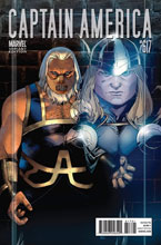 Image: Captain America #617 (Thor Goes Hollywood variant cover) (v15)