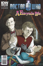 Image: Doctor Who: Fairytale Life #4 (10-copy incentive cover) (v10)