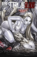 Image: True Blood: Tainted Love #6 (10-copy incentive cover) (v10)