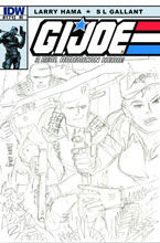 Image: G.I. Joe: A Real American Hero #171 (10-copy incentive cover) (v10)