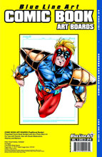 Image: Blue Line Pro Comic Book Art Boards  (24) (BL1003) -