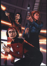 Image: Star Trek-The Next Generation: Intelligence Gathering #4 (Virgin Retailer Incentive)