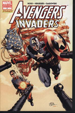 Image: Avengers / Invaders #2 (Perkins Variant Cover) - Marvel Comics