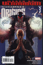 Image: Ultimate Origins #3 (Professor X Variant Cover)