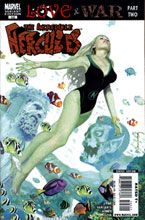 Image: Incredible Hercules #122 (Zombie Variant Cover) - Marvel Comics