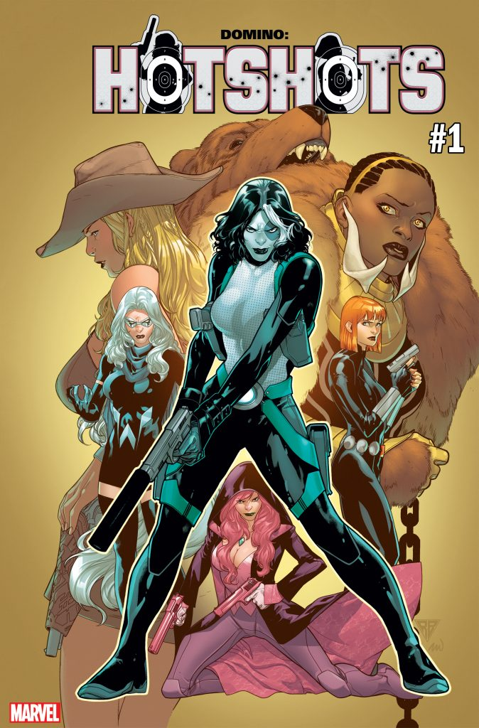 Domino: Hotshots #1
