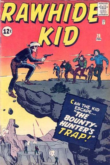 Rawhide Kid #26