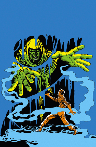Marvel Masters of Suspense: Stan Lee and Steve Ditko Omnibus Vol. 1