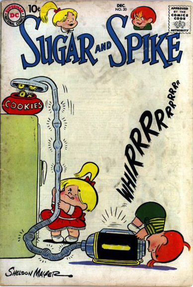 Sugar and Spike #20