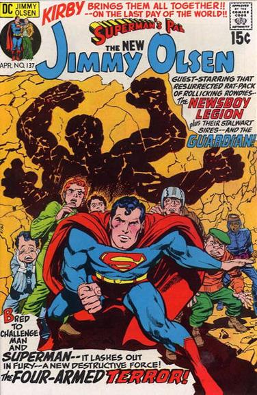 Superman's Pal Jimmy Olsen #137