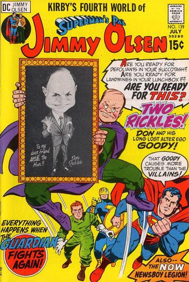 Superman's Pal Jimmy Olsen #139