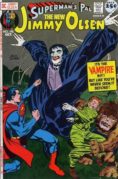 Superman's Pal Jimmy Olsen #142