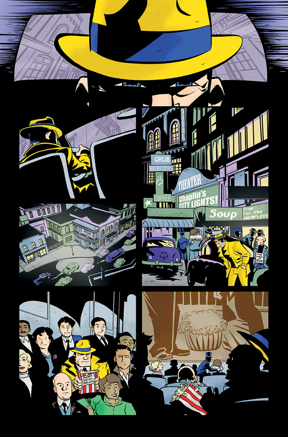 Dick Tracy Forever #1 page 4