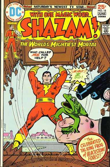 Shazam! #18