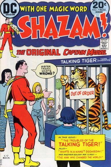 Shazam! #7