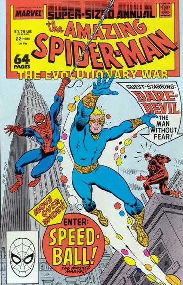 Amazing Spider-Man Annual #22