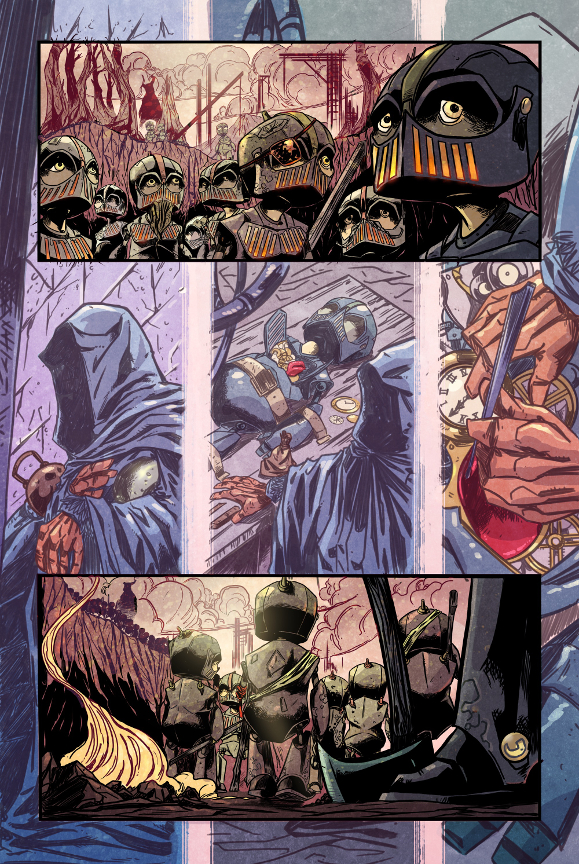 Canto #1 preview page 2