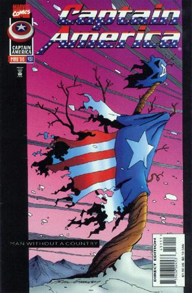 Captain America #451