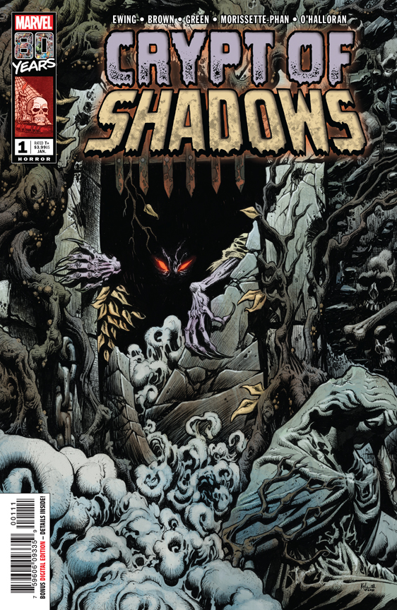 Crypt of Shadows #1