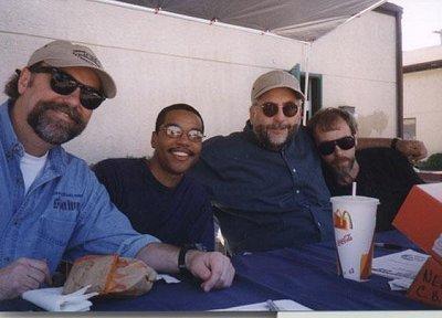 Beau Smith, Dwayne Turner, Chuck Dixon, Flint Henry.