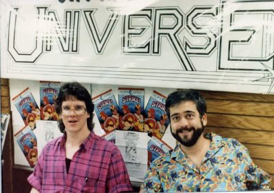 Tom Lyle and Chuck Dixon.