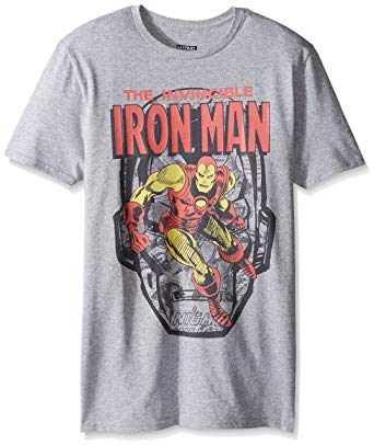 It's Iron Man—ON A T-SHIRT!!!
