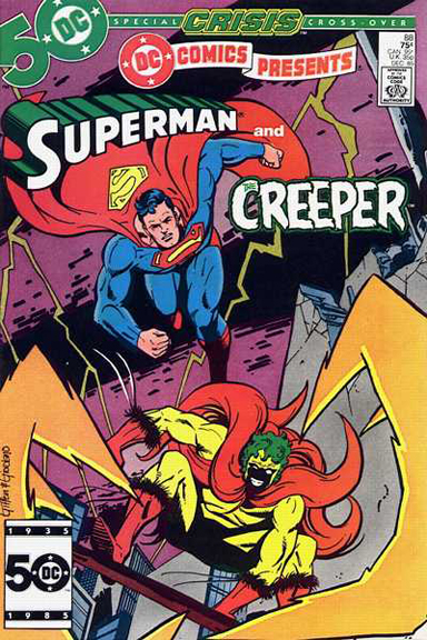 DC Comics Presents #88