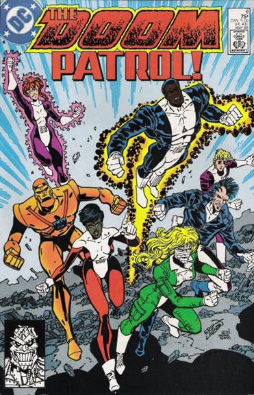Doom Patrol #8