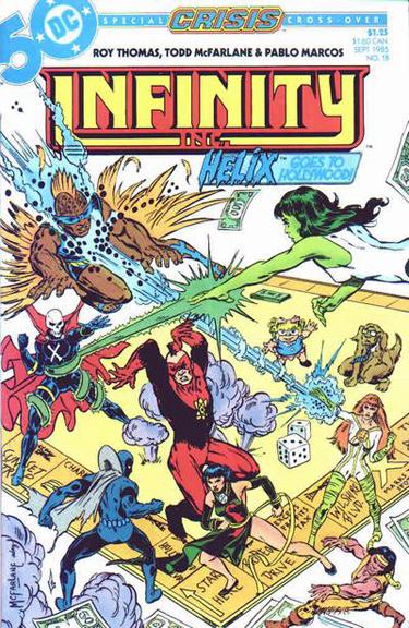 Infinity, Inc. #18