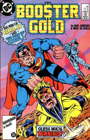 Booster Gold #7