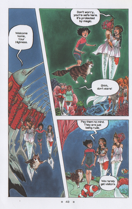 Sea Sirens: A Trot and Cap'n Bill Adventure preview page 43