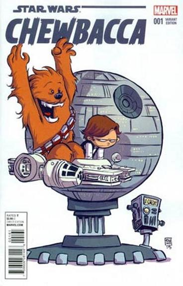 Chewbacca #1